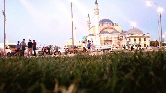 Mevalana Mevlana Mosque Mevlana Türbesi Mevlana Meydanı Anticoup Turkey