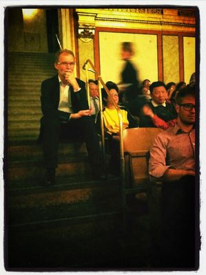 at Musikverein at Musikverein by Wilfried Krois