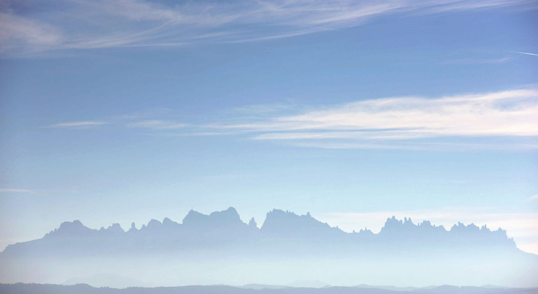 ProCamera - Shots Of The Year 2014 Winter Wonderland Landscape Blue