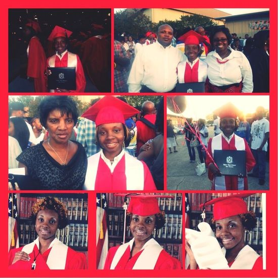 Going 2 BHS Graduation Tonight......i Remember Whn i Walk Across The Stage May 18,2011 & Reserved My Diploma