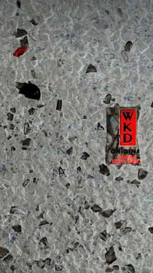 Wicked xxxxxxx Nefilian Xxxxxxx Broken Glass Bottle WKD X