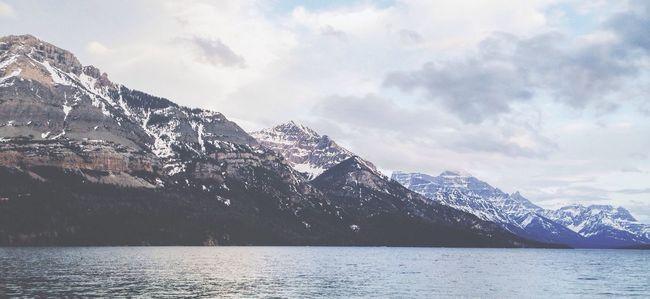 Waterton National Park Rocky Mountains Alberta Canada
