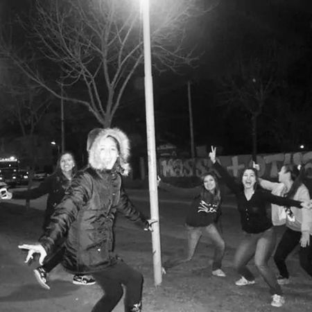 Self Portrait Friends♡♡ Crazy Moments in the park whit my bestfriends