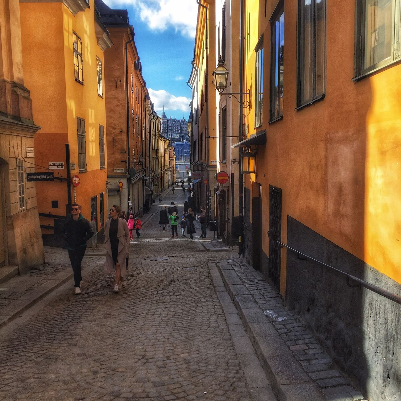 Stockholm Taking Photos Enjoying Life Streetphotography IPhoneography Stockholm Sweden Taking Photos My Smartphone Life Old Buildings Oldtown Oldtownstockholm