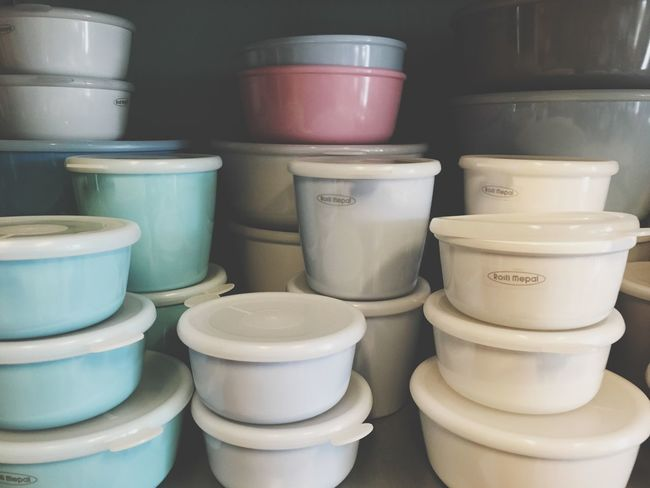 Indoors  Large Group Of Objects Stack Still Life Abundance Container In A Row Bowl Ceramics Arrangement Plate Repetition Kitchen Utensil Shelf Crockery Collection Spice Small Business Pottery