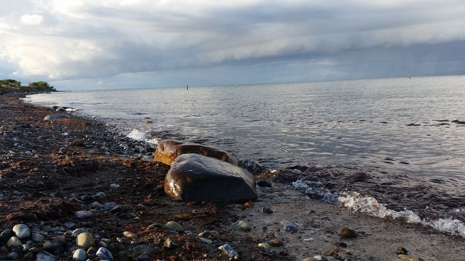 Horizon Over Water Baltic Sea Beachphotography Water Water_collection Tranquil Scene Eyem Nature Lovers  Getting Away From It All No People Outdoors Life Is A Beach This Is Germany Nature_collection