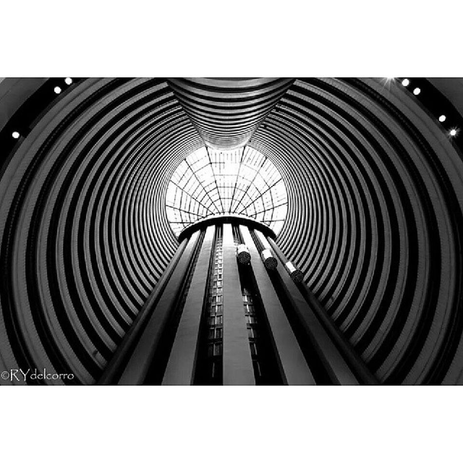 Atrium. Architecture_hunter Architecture Blackandwhite Photography Igerssg igersoftheday_ instagram photoofthenight