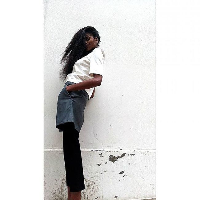 Altendorferstudios showing SS16 Urbancouturewear in Paris. with beautiful @itsgoldennl. Those tags are ugly but useful... sorry Fashion FashionDesigner Parisfashion Urban Fashionmagazine Losangelesfashion Luxuryfashion Bloggers Couture Europefashion Doacfw Highendfashion Japanfashion