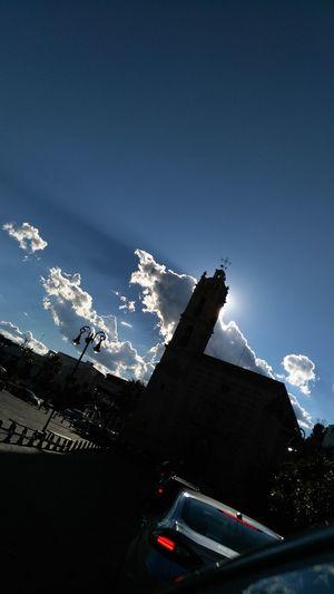 Cd. Parral Chih. Hello World Enjoying Life Iglesia Católica  magnifisencia First Eyeem Photo