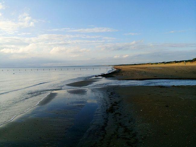 Bautiful Holiday Sea And Sky