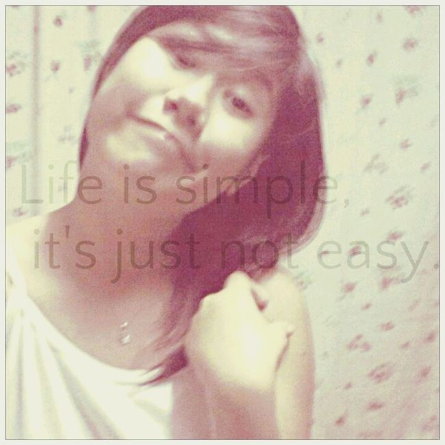 damn true. Enjoying Life Simple. Just Smile ♥ Likeforlike
