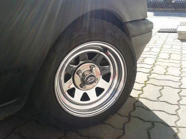 VW Cars Powertech chrom