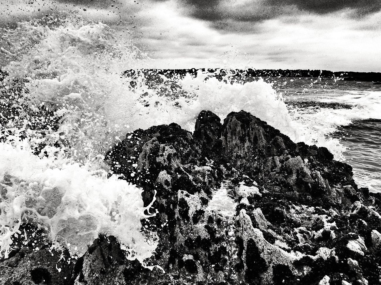 rough times ... Tadaa Community Black And White Beach Nature