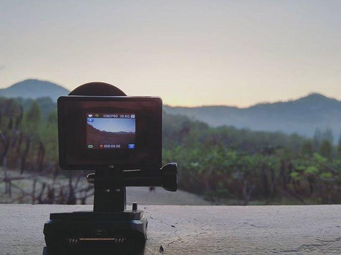 ได้แต่รอ... Wait... Sunrise Camera Actioncam SJCAM Sj5000plus Mountain Fog Thailand Thaiattraction