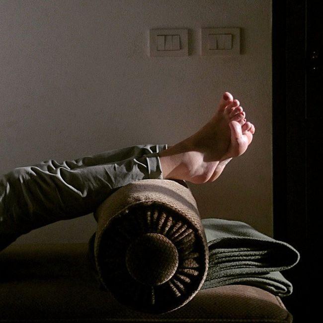 Sunday Feet Relax Couch Sun Offsetartist