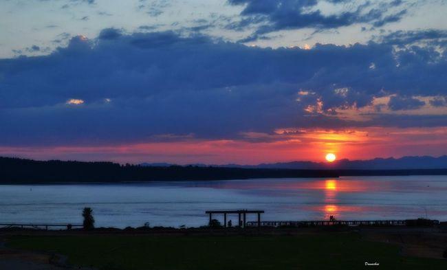 Sunset Nikon Snapseed EyeEm Nature Lover