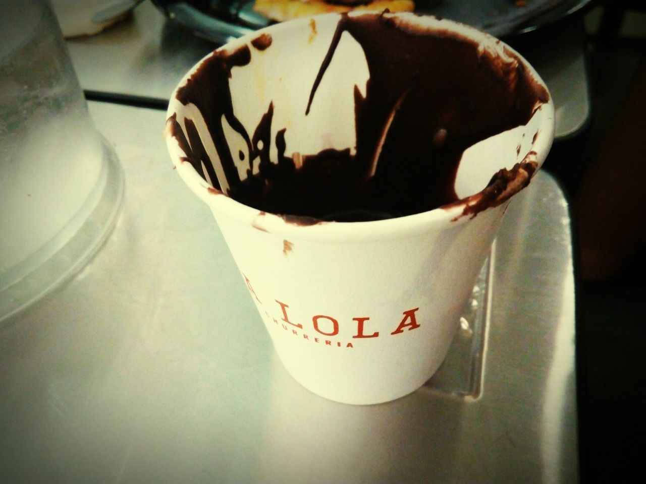 LALOLAPH Churros Yummy♡ Chocolatelover