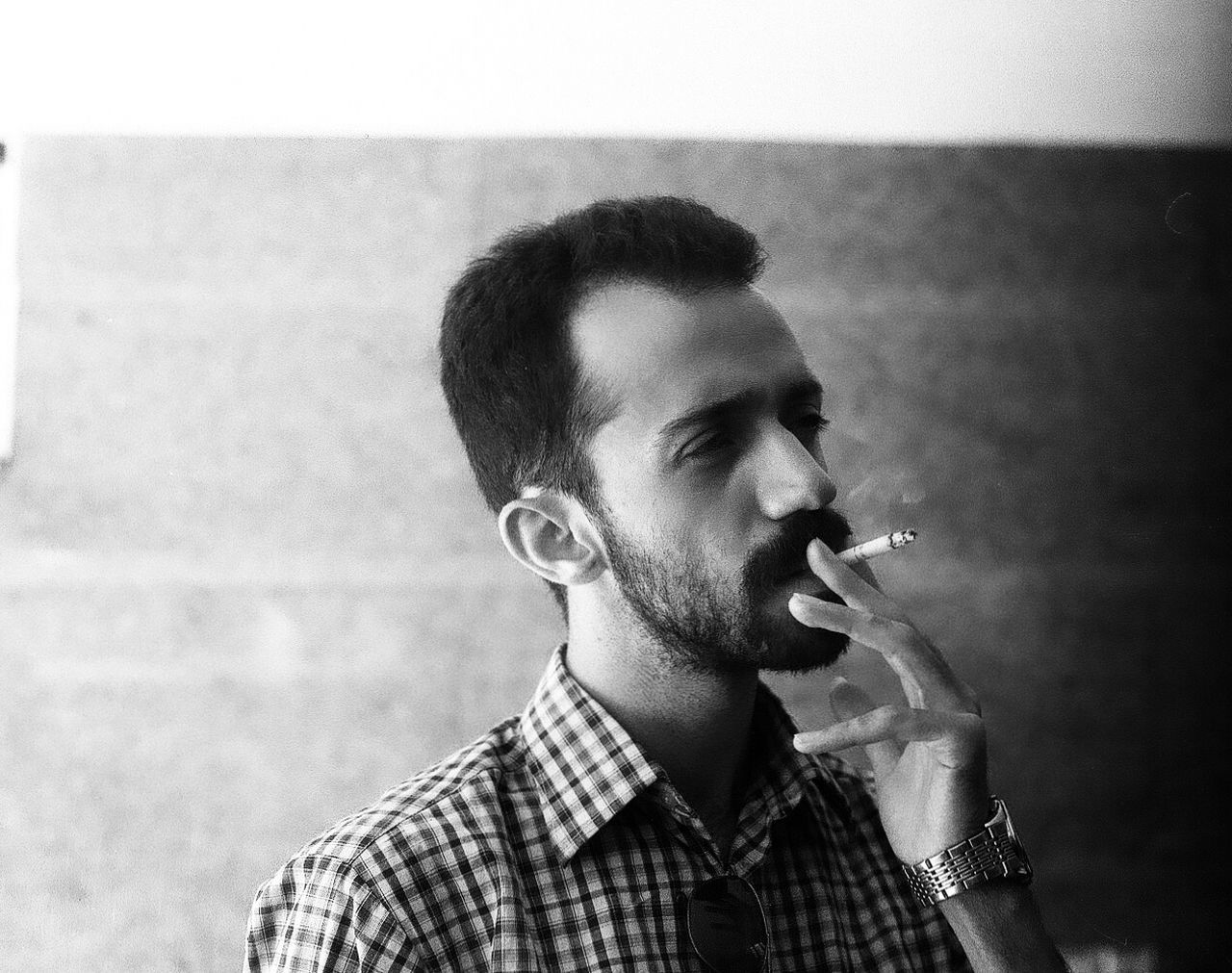Analogue Photography Blackandwhite Portrait ProCamera - Shots Of The Year 2014 Portait Of A Friend Tehran The Human Condition B&W Portrait The Portraitist - 2016 EyeEm Awards Shades Of Grey