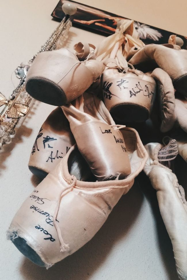 VSCO Cam Ballet PointeShoes  Collection