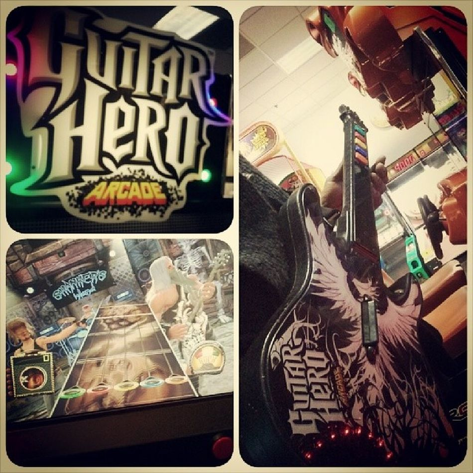 Every time I come in this place man...... Dontjudgeme Guitarjunkie Neededmyfix Guitarherolegend