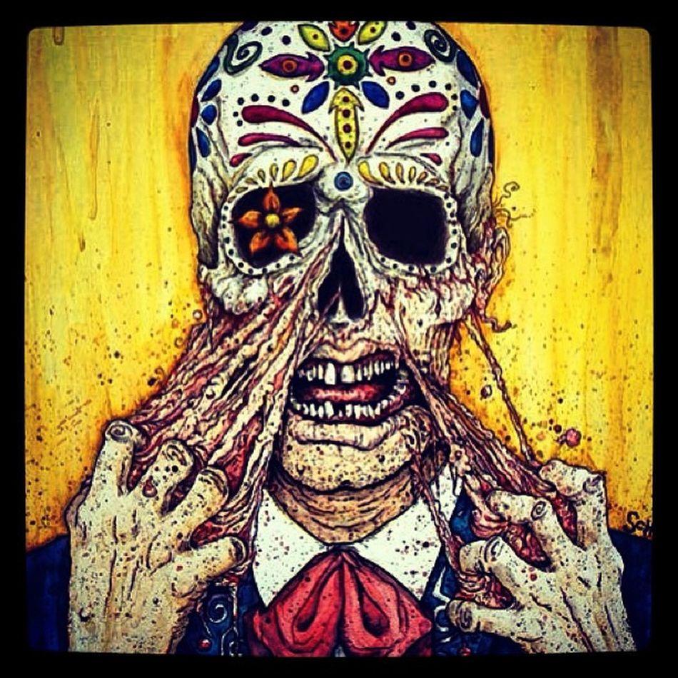 Bones Mexico Mexican Mexiking culture avangarde