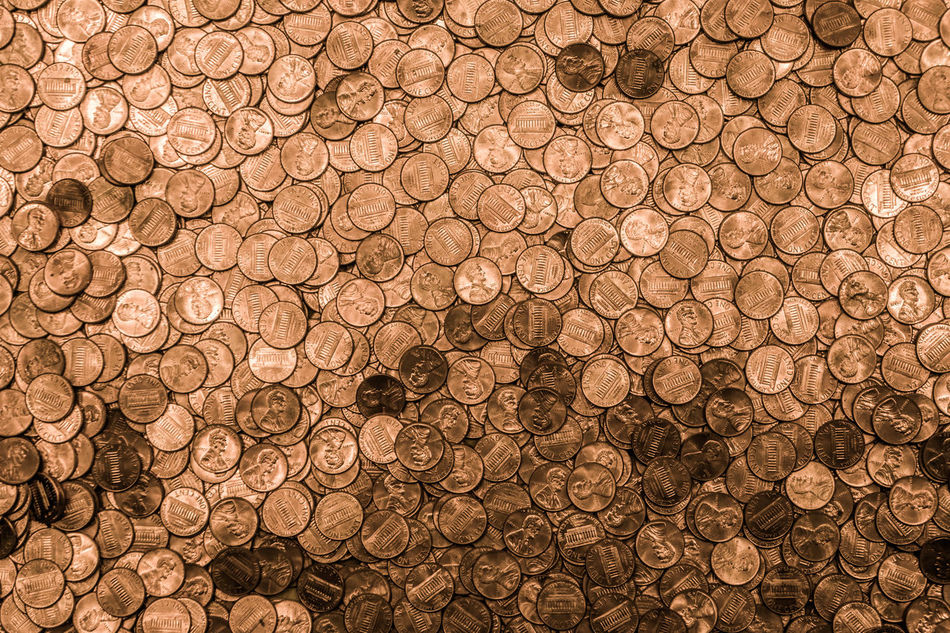 Beautiful stock photos of geld, Abundance, Backgrounds, Circle, Coin
