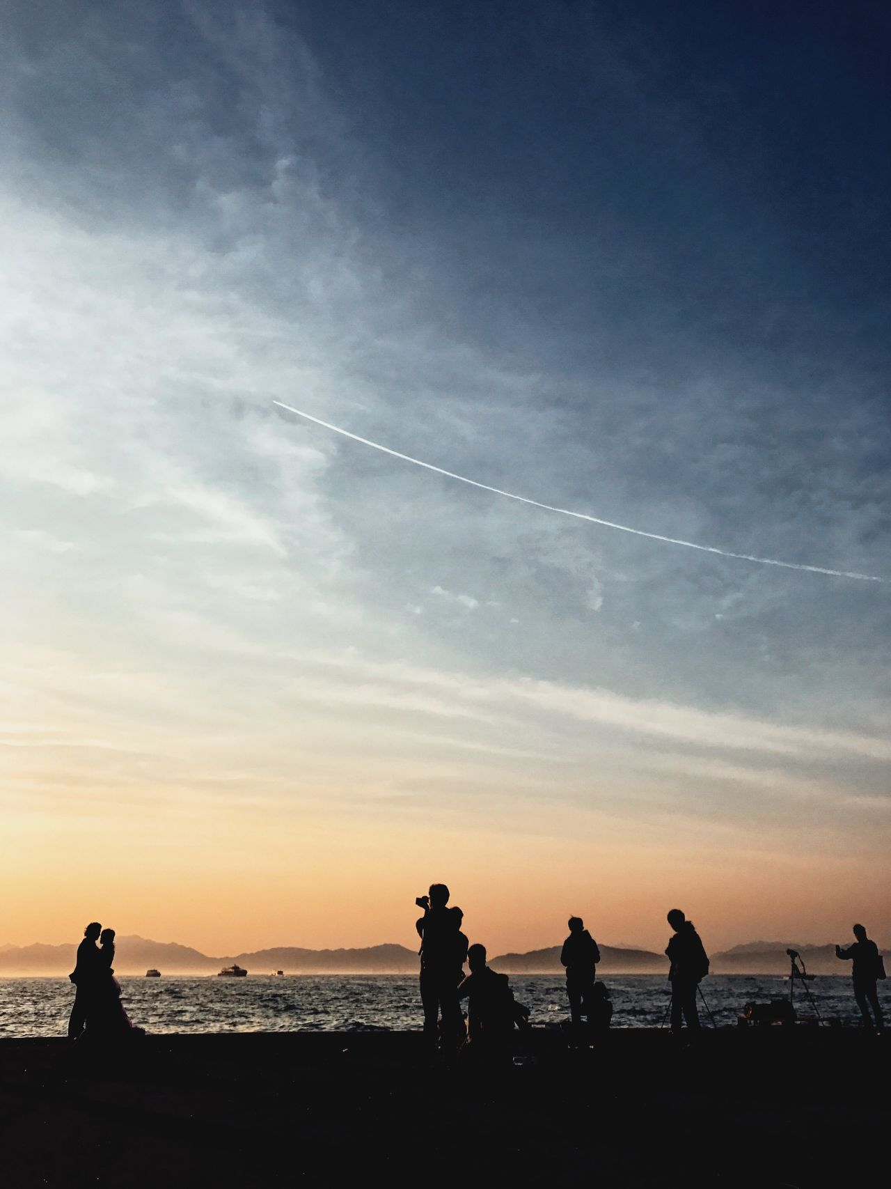 IPhone IPhone7Plus IPhoneography ShotOnIphone Sunset Sky The Great Outdoors - 2017 EyeEm Awards The Street Photographer - 2017 EyeEm Awards The Photojournalist - 2017 EyeEm Awards Hong Kong HongKong Live For The Story