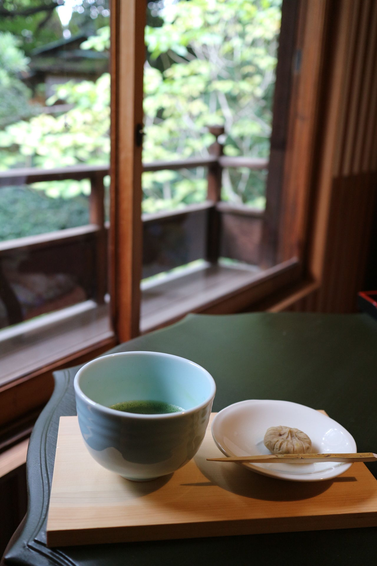 Bowl Cultures Cup Day Drink Healthy Eating Indoors  Japan Japanese Tea Cup Matcha No People Refreshment Tea - Hot Drink Tea Ceremony Tea Cup Window