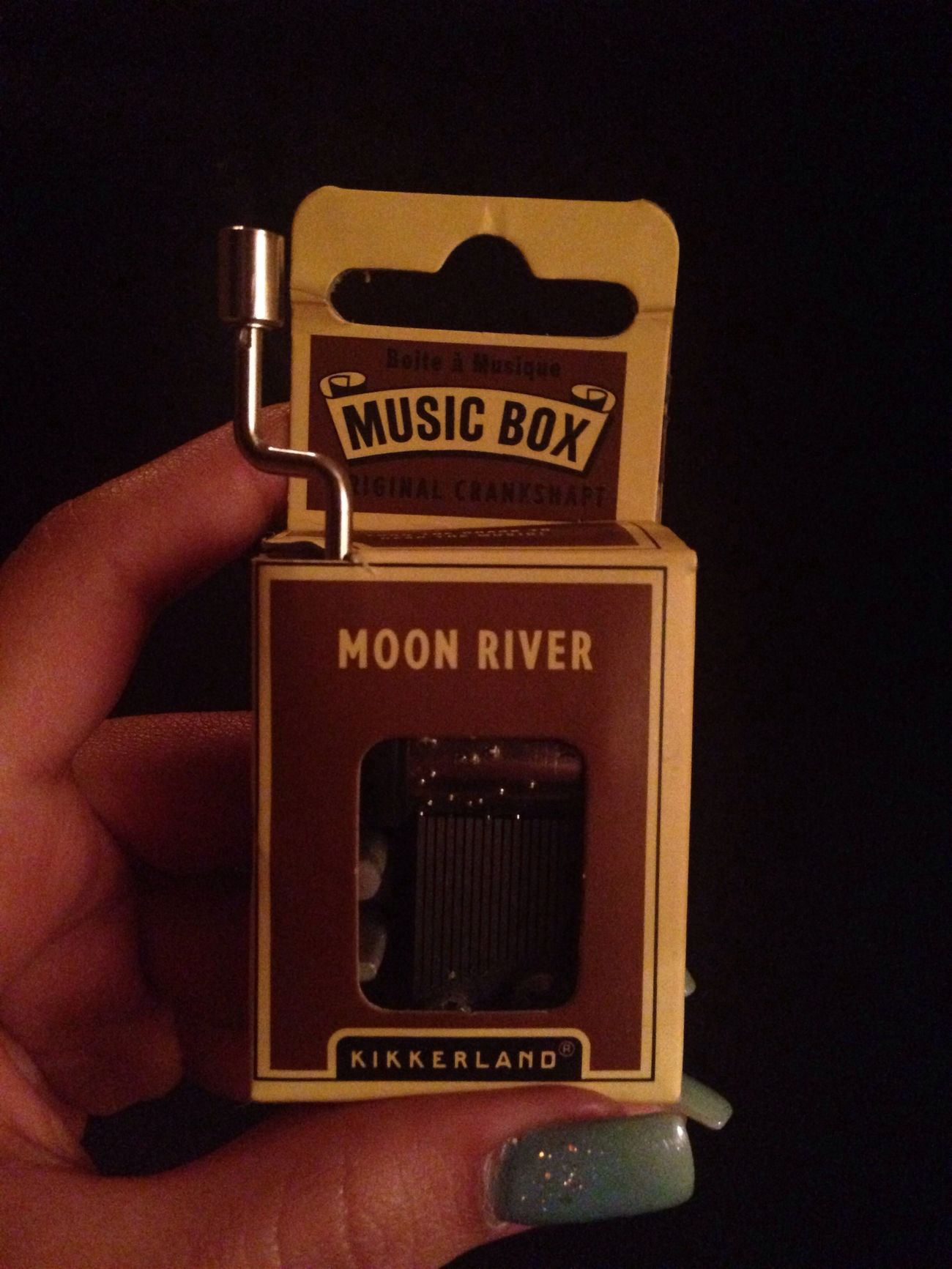 Music box my friend gave me :D Musicbox Thestorybehindthephoto Sweetguy
