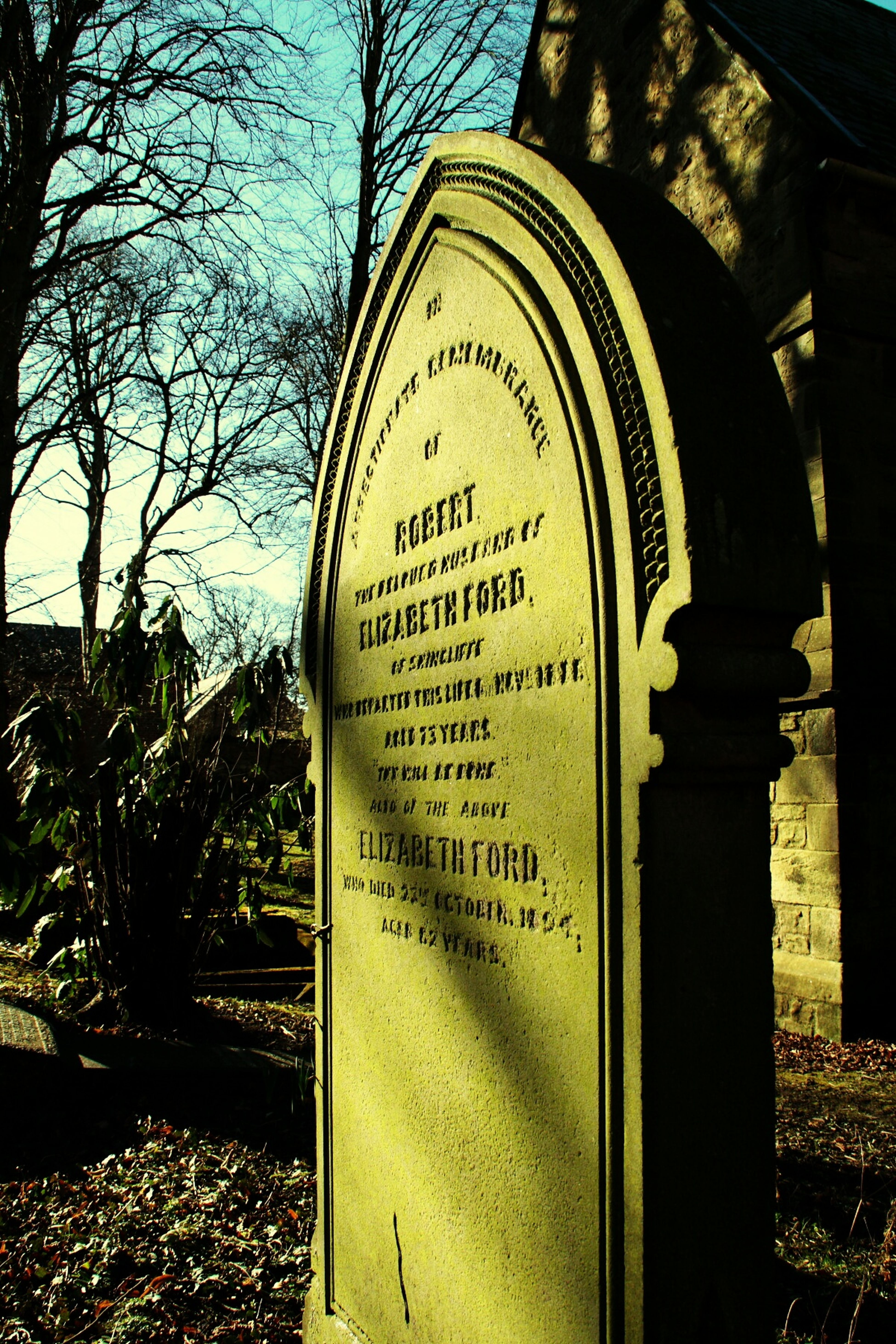 Shincliffe cemetery
