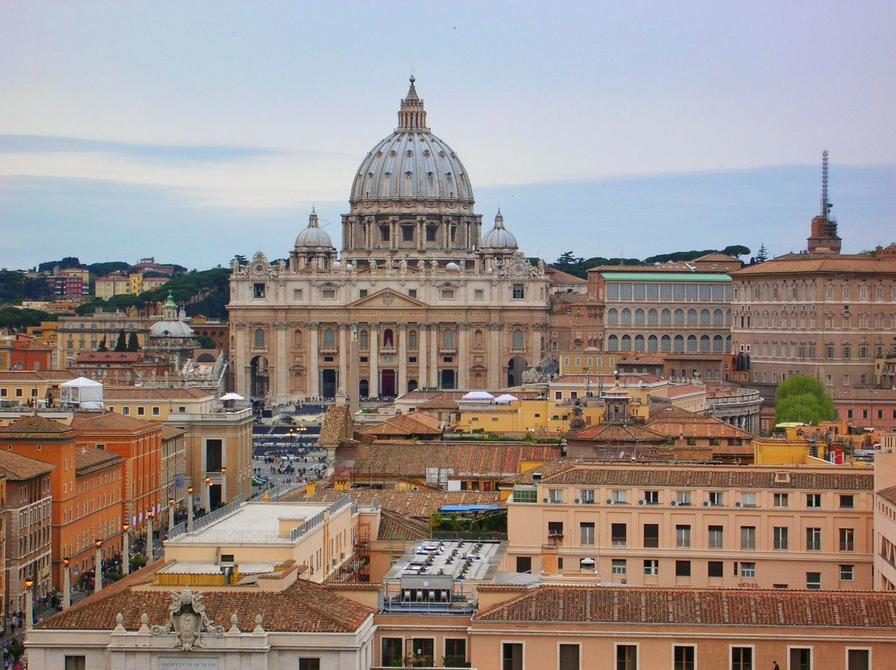 Beautiful stock photos of rome, Architecture, Building Exterior, Capital Cities, Cathedral