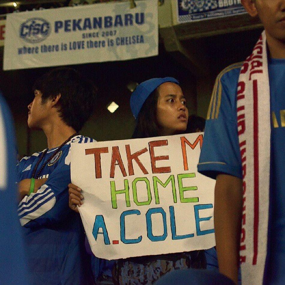 ThisIsCISC Asiatour Cisc INDONESIA chelsea blueday cfctour