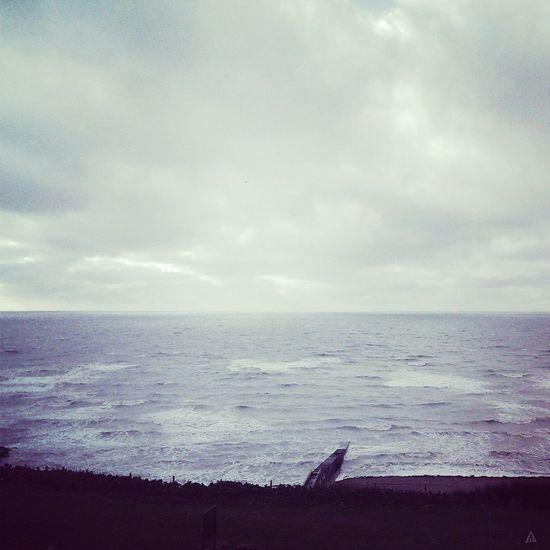 Seascape Sea And Sky