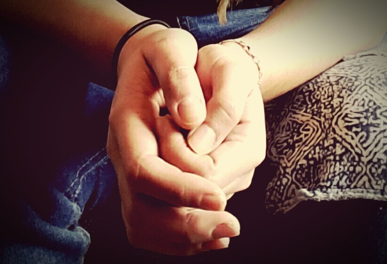 togetherness, human hand, two people, love, bonding, human body part, men, real people, holding hands, connection, indoors, women, close-up, friendship, unity, childhood, day, adult, people