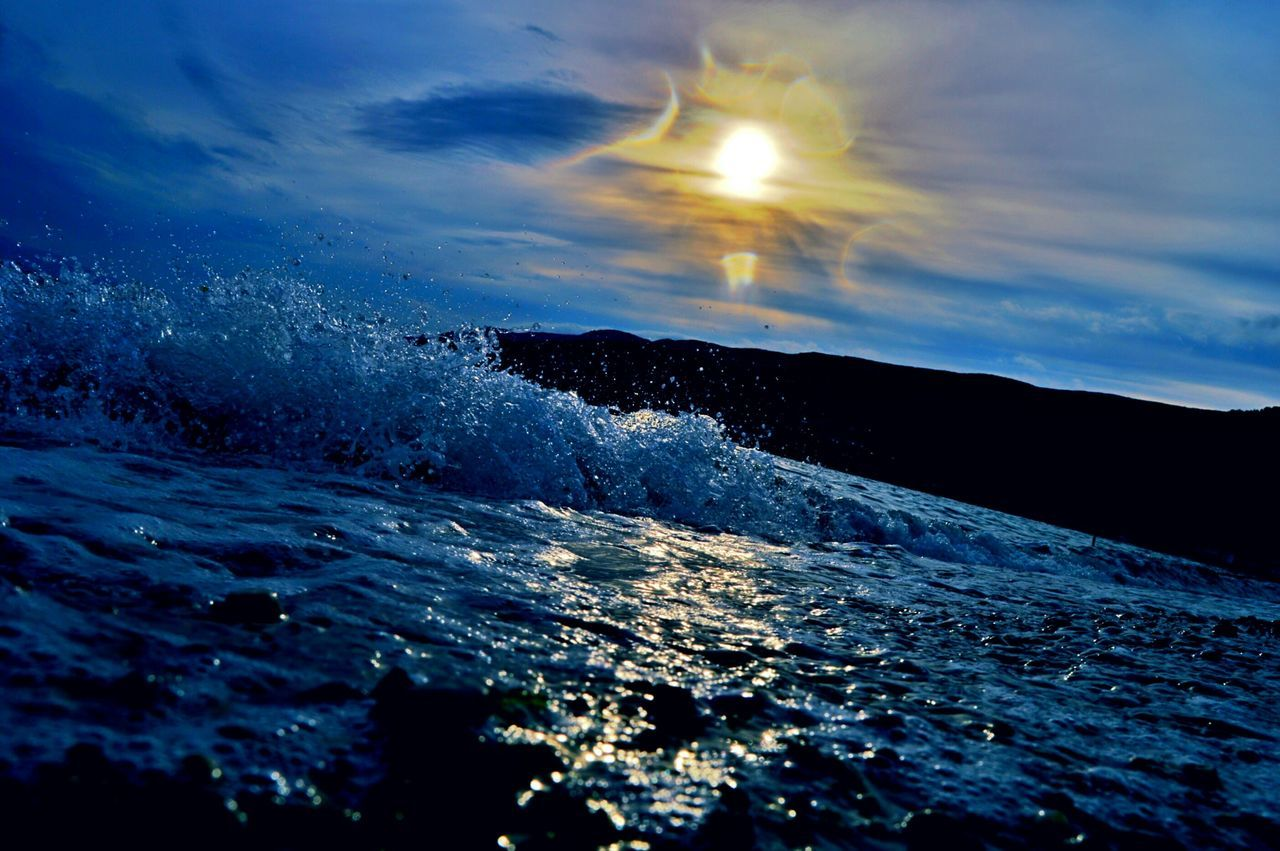 Sea Sunset Outdoors Cloud - Sky Wave Nature No People Beauty In Nature Sky Water Night UnderSea Astronomy Nerede GEMLIK Turkey Landscape Landscape_captures Beach First Eyeem Photo NikonLife Benimkadrajim Photography Travelphotography Photo Perspective Panorama Nikon Takingphotos Artphotogram Eyeem Landscape Fineartphotography Checkthisout Picoftheday Color Enjoyinglife Helloword Beautifully Organized Benimkadrajim🚲🚩