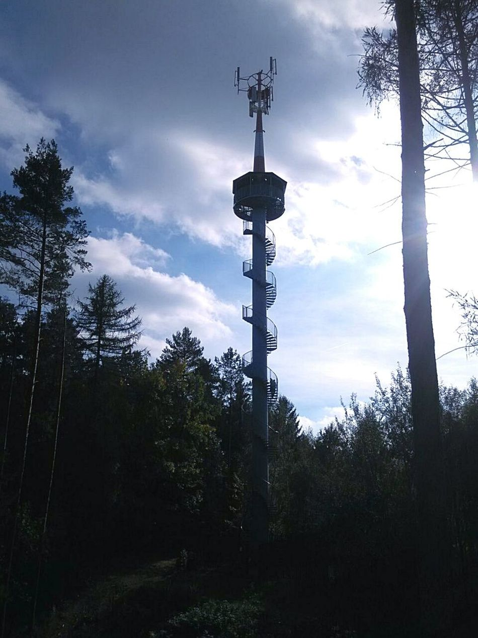 Dubecko Watchtower On Tour View Taking Photos EyeEm Nature Tourism Czech Republic Trip My Country Weekend
