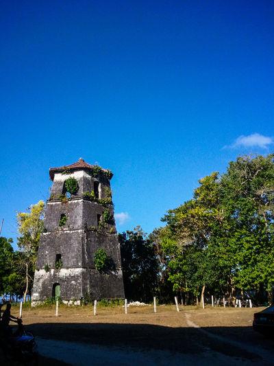 Architecture History Blue Travel Destinations Day Sky Outdoors Bohol Island Bohol Island Philippines Boholmoments EyeEmNewHere