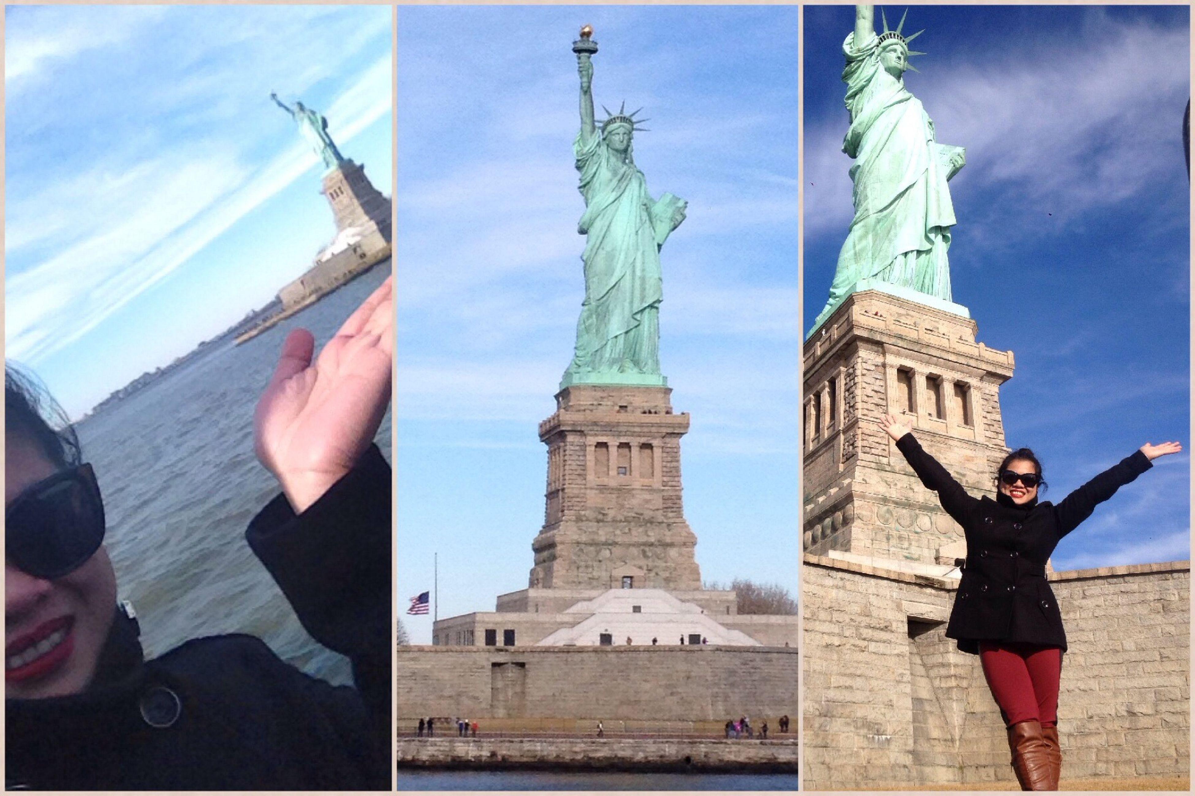 famous place, tourism, lifestyles, travel destinations, international landmark, architecture, sky, travel, built structure, men, human representation, person, statue, tourist, sculpture, leisure activity, building exterior, art and craft, capital cities