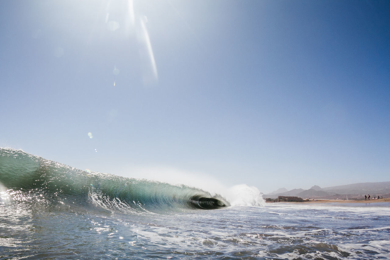 Beach Beachphotography Canarias Canary Islands Day Eye4photography  EyeEm Nature Lover Motion Nature No People Ocean Outdoors Scenics Sea Sea And Sky Summer Summertime Sunlight Tenerife Tranquility Water Wave Waves Waves Crashing Waves, Ocean, Nature
