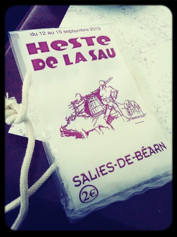 Préparation des fêtes du sel....a suivre Fêtes Du Sel 2013