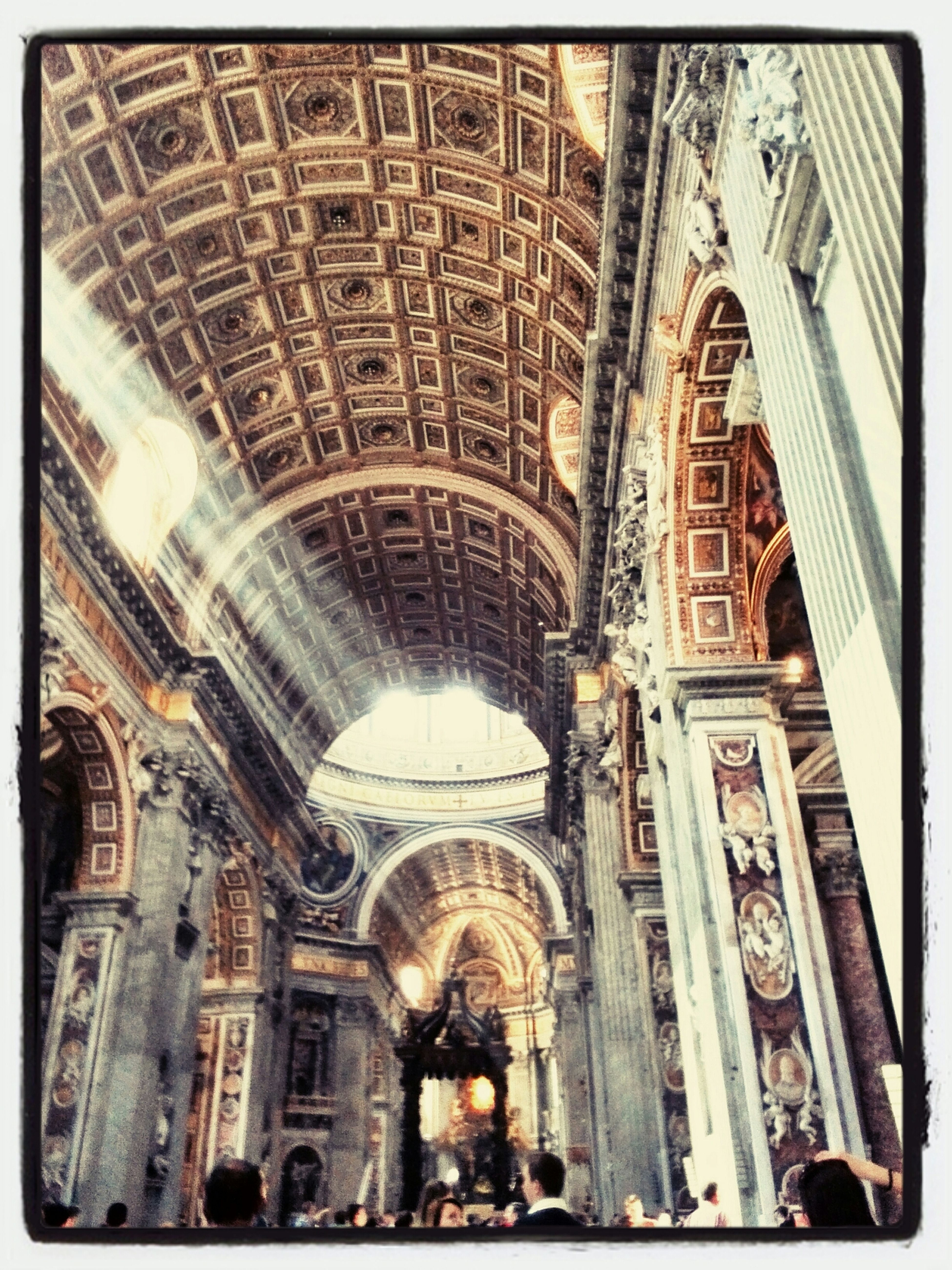 Italie St.Pietersbasilik Vatican City Taking Photos The Architect - 2016 EyeEm Awards