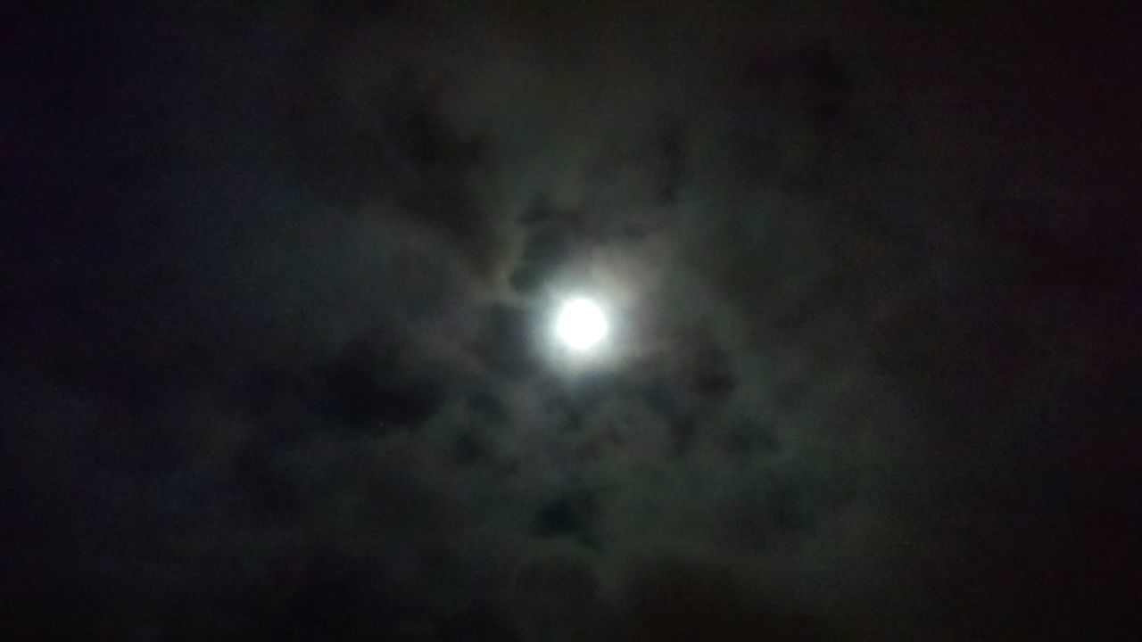 "Night Darkclouds Darkskies Fullmoon Fullmoon And Clouds Moonlight "" Looks like its in a triangle."""