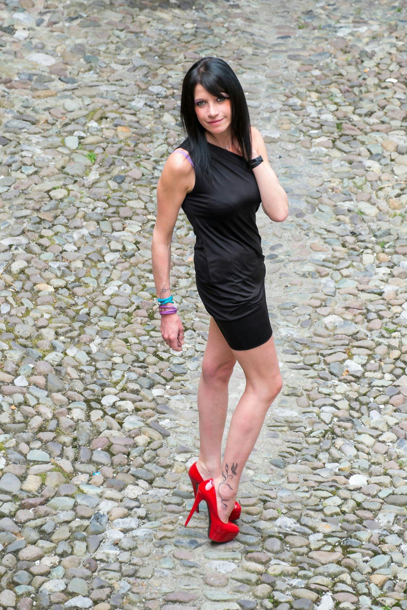 Red shoes . . . Portrait Of A Woman Portrait Of A Friend Fujixe1 Ritratto, Portrait