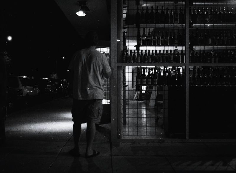Streetphotography Shadows & Lights Shadow Man Standing Behind Black And White Black And White Photography Nigth 🌜⭐️ Bottle Car