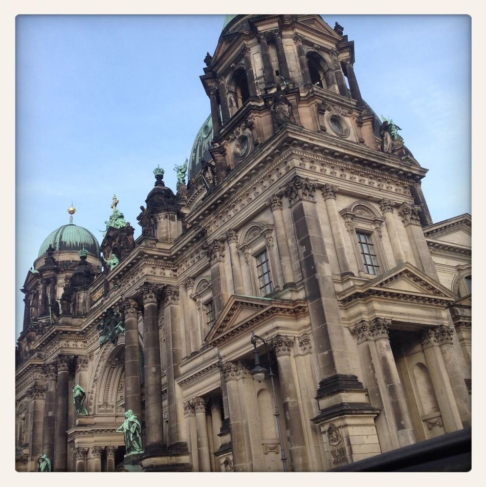 Berlinphotos Old Building Cityscapes City