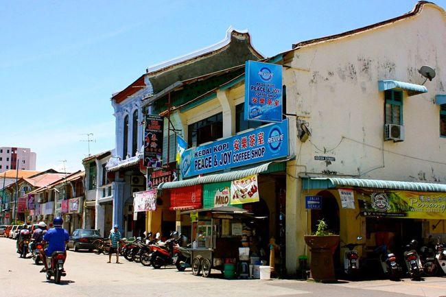 A Super Sunny day @ Georgetown Penang Penang Penang Malaysia Street Photography Wanderlust ASIA Tourists EyeEm Malaysia Asian Culture