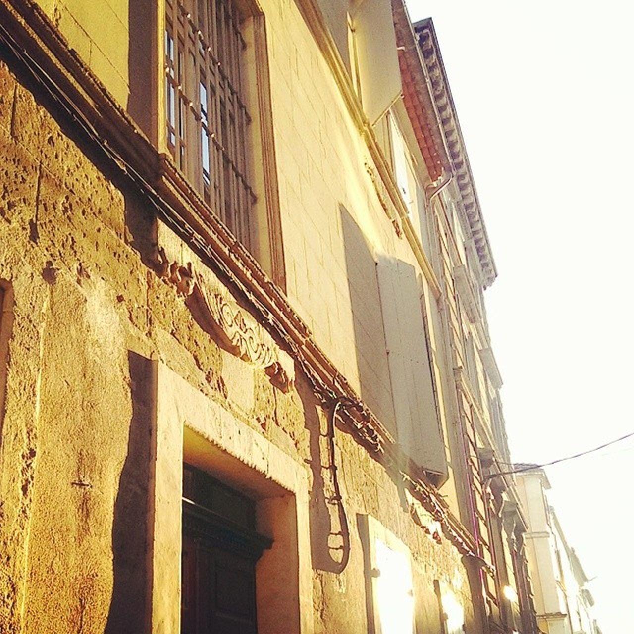 Arles Street SouthFrance