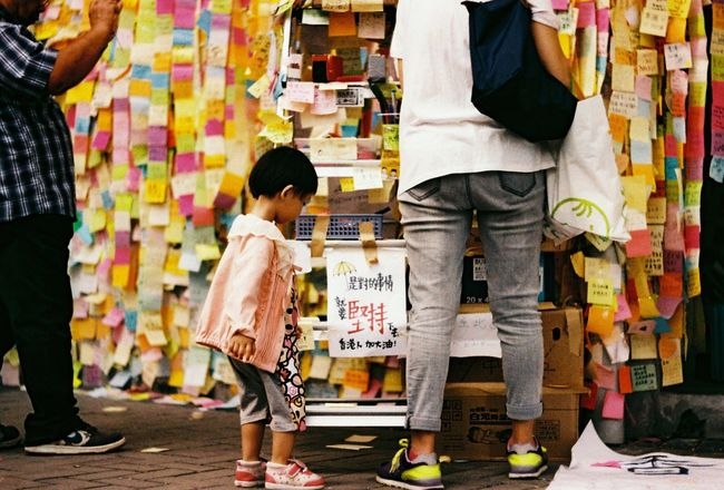 在雨傘中的希望。 在此,我鼓勵我的朋友在未來的五天內,用任何器材拍出你在雨傘運動中感受到希望的一刻。每一個被邀請的朋友至少邀請一位朋友,以同樣的方式支持和鼓勵運動中無私付出、努力而克制地表達民主訴求的香港人。 特別提醒,尊重雨傘運動,請勿自拍、集體自拍或使用閃光燈。 Hope from the Umbrella Revolution. Now I encourage my friends to post a photo taken by any kind of device, to showcase the hope from the Umbrella Revolution within the next 5 days. Each friend should nominate at least 1 friend per day, and then the nominees should do the same, showing support and hope to cheer up us Hong Kongers! Please be reminded, do respect the protest by using no selfie, usie or flash light. #hopefromtheumbrellarevolution Whats Happening In HongKong Umbrella Revolution Democracy Hope From The Umbrella Revolution My Best Photo 2014 The Street Photographer - 2015 EyeEm Awards The Photojournalist - 2015 EyeEm Awards