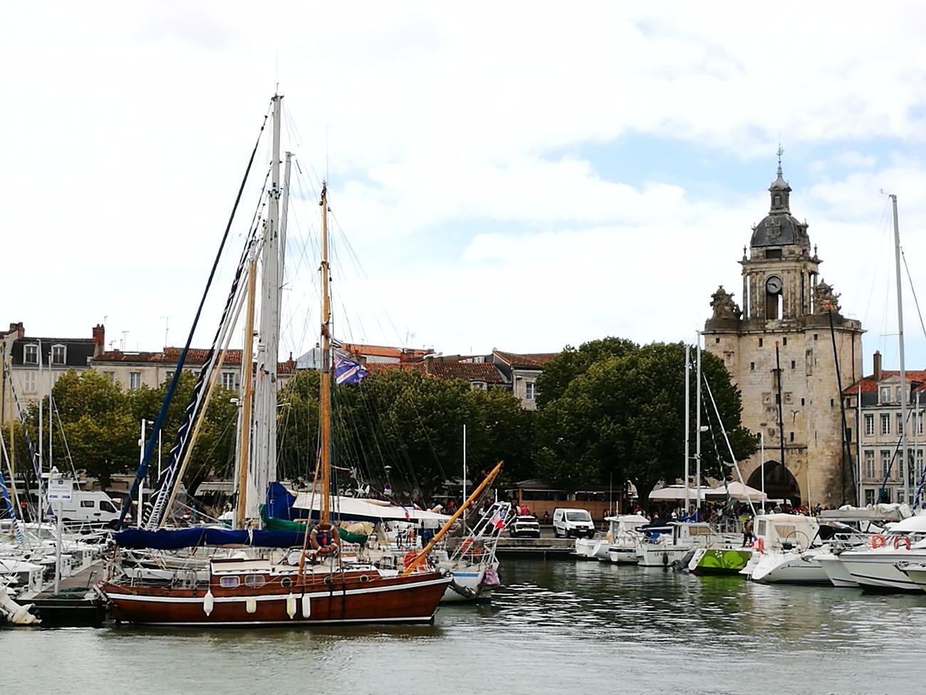 Harbour Sailing Clock Tower