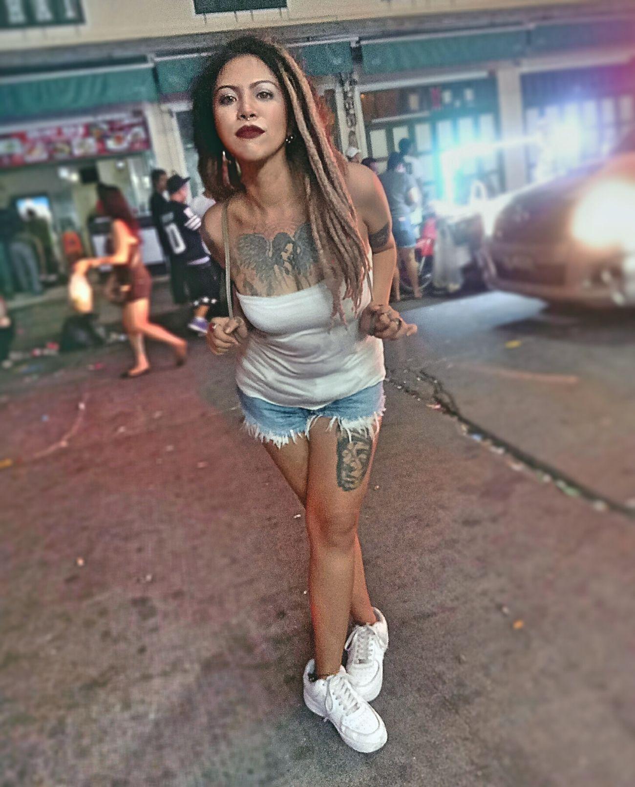 Hey guys... 😊😘 Women Beautiful People Looking At Camera Beauty Enjoying Life Thaigirls Thailand Asian Girl Hello World ThatsMe Chill Fun First Eyeem Photo Beautiful People Sexyasiangirl Dreadlocks Girl Girlwithtattoos  Crazygirl Mypic Dreadlocks Tattoos Lifestyles Party Aliennam 👽👽👽